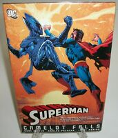 Superman Camelot Falls Volume 1 DC Comics Hard Cover HC New Sealed
