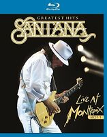 SANTANA-GREATEST HITS: LIVE AT MONTREUX 2011 (BLURAY) EAGLE VISION  BLU-RAY NEU