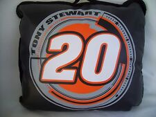 #20 Tony Stewart Black Seat Cushion-NASCAR-WINNERS CIRCLE-HOME DEPOT-Never used