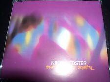 Nikki Webster Something More Beautiful Rare Promo Australian CD Single – Like Ne