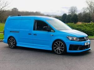 Volkswagen Caddy MK4 Custom Side Skirts