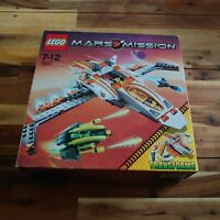 Lego Mars Mission MX-41 Switch Fighter7647 Boxed & Complete With Manual VGC!