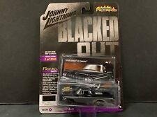 Johnny Lightning Chevy El Camino 1959 Black with Silver JLSP053 A 1/64