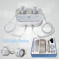 LED Light Photon 7Color Skin Rejuvenation Microcurrent Facial Spa Beauty Machine