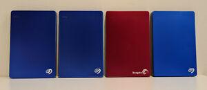 2TB Seagate Backup Plus Slim USB 3.0 Portable Hard Drives