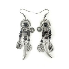 HORSE & WESTERN JEWELLERY JEWELRY LADIES TRIBAL CHANDELIER EARRINGS
