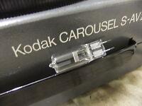 Slide projector bulb KODAK CAROUSEL S-AV 2000 2010 2020 2050 1030 24v 250W NEW