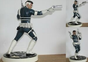 Nick Fury Sideshow Collectibles Comiquette Agent of SHIELD MARVEL