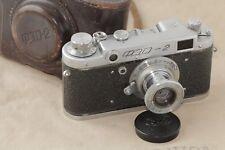 FED 2 USSR Russian Leica copy Camera Industar-50 50mm f/3.5 lens N128636