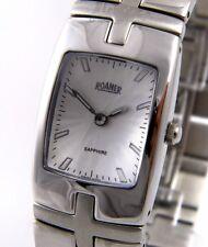 Roamer SC2134 Damen Uhr Edelstahl schwarz Saphirglas Swiss Made