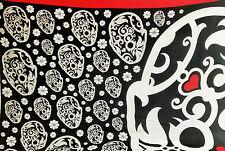 M&S Marcel Wanders Nose Signature Pure 100% Silk Scarf RRP £39.50 130cm x 130cm