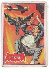 1966 Batman Red Bat (31A) Flying Foes