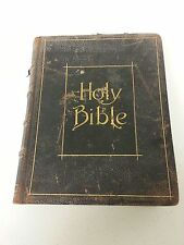 Isaac Leeser Holy Bible 24 Books of the Holy Scriptures 1904 5th edition
