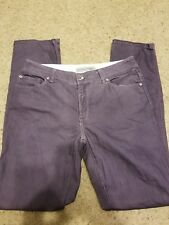 Chicos platinum pants  0.5 purple lavender casual career weekend wear fall. A029
