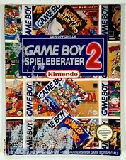 Original Nintendo Spieleberater GAME BOY 2 dt. Mario/Donkey/Kirby/Mega Man/Zelda