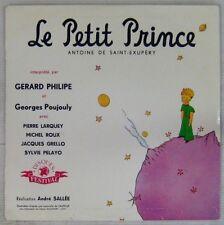 Gérard Philipe 33 Tours 25cm Petit Prince St-Exupéry