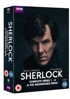 Nuevo Sherlock (BBC) Serie 1A 4 / El Abominable Novia DVD