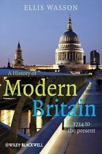 A History of Modern Britain: 1714 to the Present, Ellis Wasson, Acceptable Book