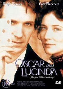 OSCAR and LUCINDA starring Cate Blanchett (DVD, 2005) - LIKE NEW!!!