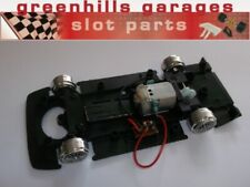 Greenhills Carrera Evolution FOR Audi R8 Le Mans 99 model Chassis, Axles, Whe...