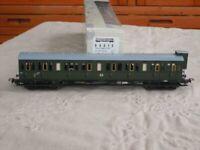 Piko 53212 Abteilwagen B4p Sachsenwagen der DR Epoche 3 neuwertig, Auslaufmodell