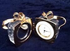 Swarovski Secrets Gift Clock 210822 Original Box & Coa Pristine