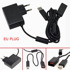 Kinect USB AC Power Supply Charger Adapter For Xbox 360 Kinect Camera - EU PLUG