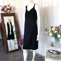 Qui Black shift dress Size 12 Womens