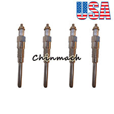 4pieces Glow Plug For Bobcat Kubota 325 328 329 331 334 337 341 5600 B300 Bl370