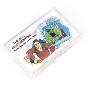 The Real Ghostbusters - Ghostbuster of the Year - Audio Tape Cassette