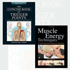 Concise Book of Trigger Points and Muscle Energy Techniques 2 Books Collection S