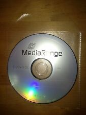 1 DVD+R Doble Capa MediaRange 8x 8.5 GB Double Layer DL NUEVOS 2 10 20 25 30 50