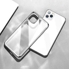 iPhone 11 Pro Max Case 6.5 i-Blason Prism Gray Cover Tempered Glass 360