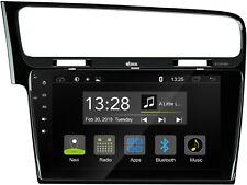 für VW Golf 7 AU  APP Android Auto Radio Navigation WiFi USB BT Infotainer