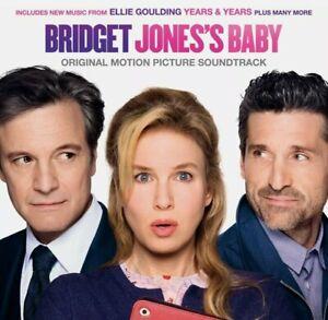 Bridget Jones' Baby - Original Motion Picture Soundtrack CD