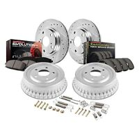 Brake Rotor 127.47015CL StopTech