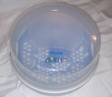 STERILIZER Philips AVENT Baby Bottle Sterilizer BPA Free Microwave England Child