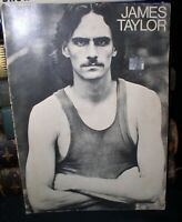 James Taylor~1971 Songbook for Piano & Guitar
