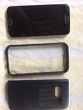 Samsung  Galaxy S6 SM-G920F - 32GB - Black Sapphire (Ohne Simlock) Smartphone