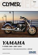 Yamaha V-Star 1300 2007-2010 (Clymer Motorcycle Repair), Penton Staff