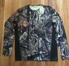 Under Armour Mossy Oak Camo Large Long Sleeve Shirt (1259147-278) $50