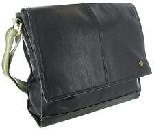 STORM Men's Faux Leather Messenger/Shoulder Bag