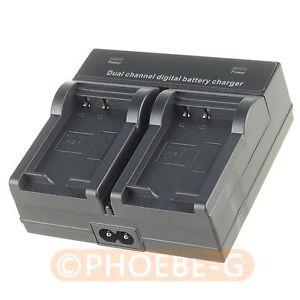 LP-E17 Dual Battery Camera Charger For Canon EOS 750D 760D M3 Battery LP E17