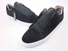SUPRA, THE ASSAULT SNEAKER, MENS, BLACK/ WHITE, US 11M, NEW WITH BOX