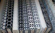 MODA - Shades of Black.  100% Cotton.