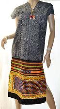 Women's Hmong Square Cut Ethnic Dress