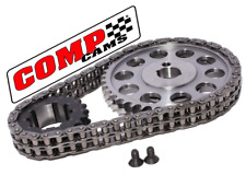 Comp Cams 7138 Adj Billet Double Roller Timing Set for Ford SBF 289-302 5.0L