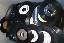 """Crafting Lot of (50) 45's Records Jukebox 7"""" 45 RPM vinyl records Juke Box Party"""