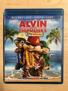 Alvin and the Chipmunks Chip Wrecked (Blu-ray only, 2011) - BLU20