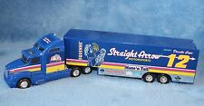 Vintage Nascar Semi Truck/Trailer Straight Arrow Motorsports #12